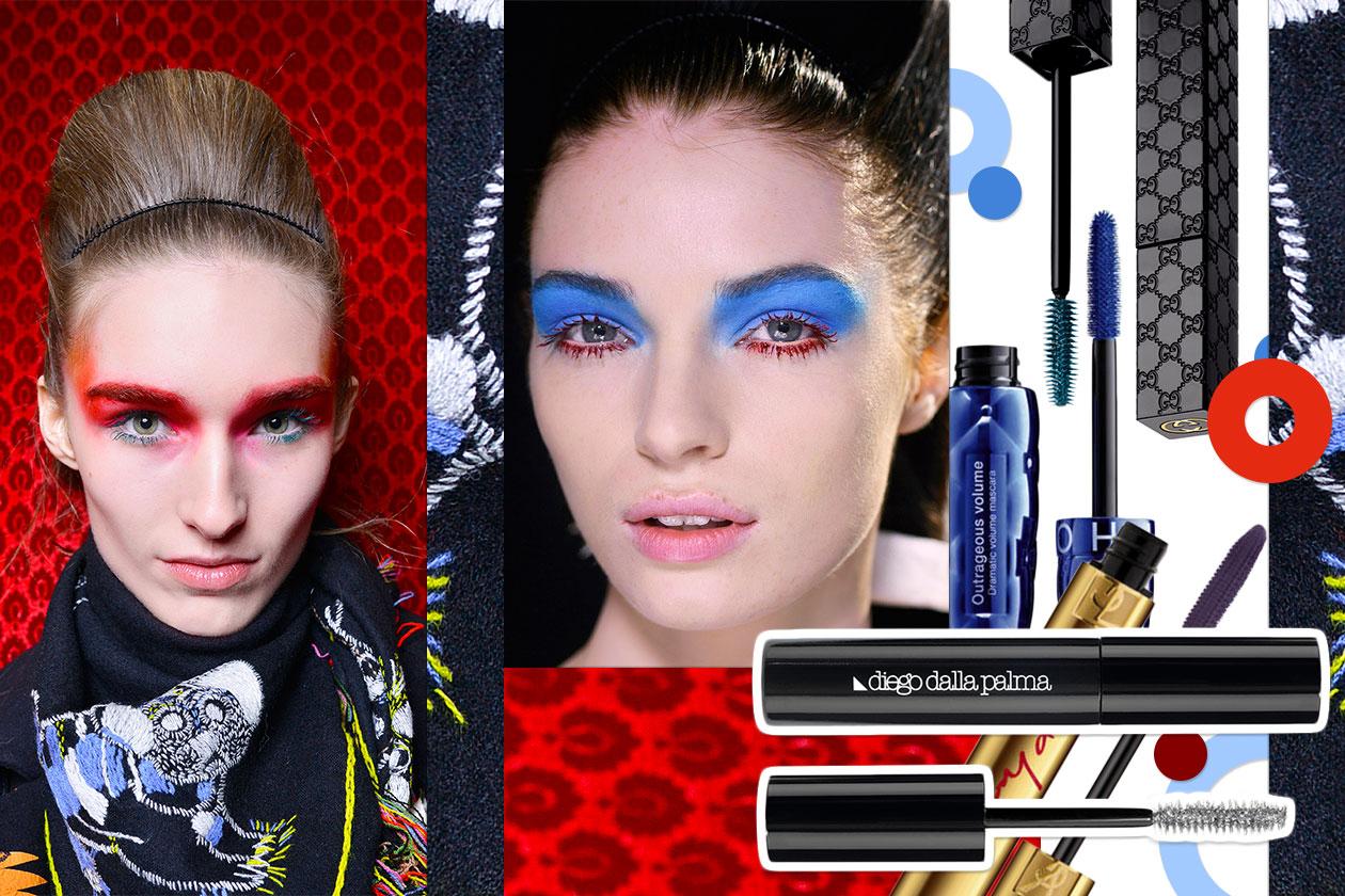 Mascara colorati per l'Inverno 2015: la selezione di Grazia.it