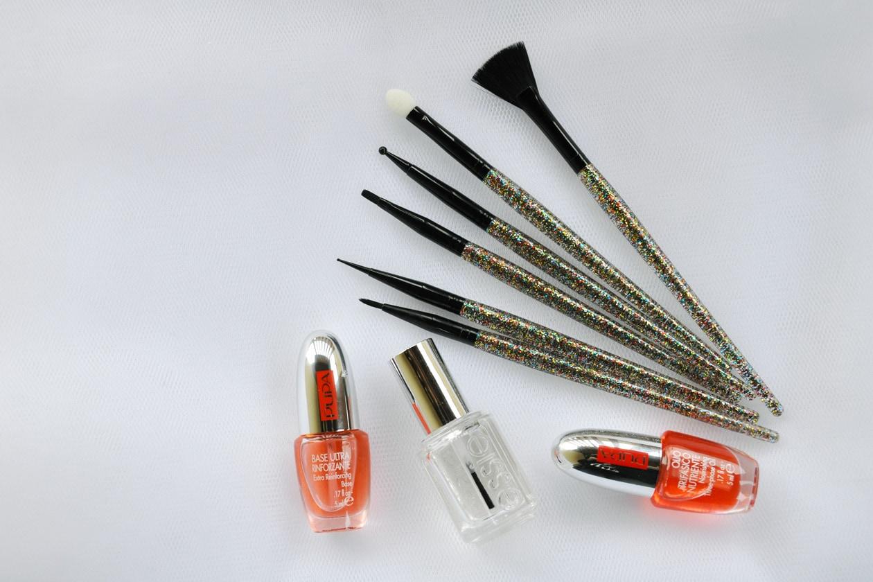 Nail Art delle Feste 2014-2015 – prodotti e tools