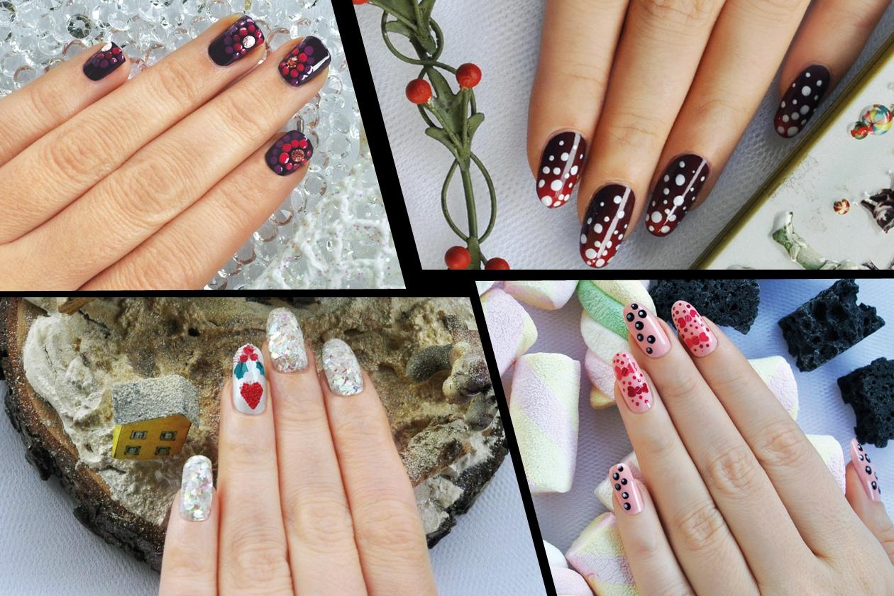Nail Art delle Feste 2014-2015