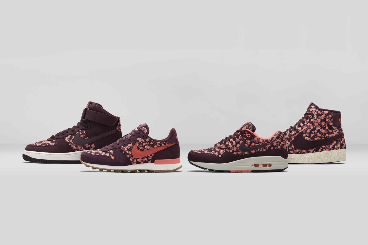 Nike x Liberty Red Pack original