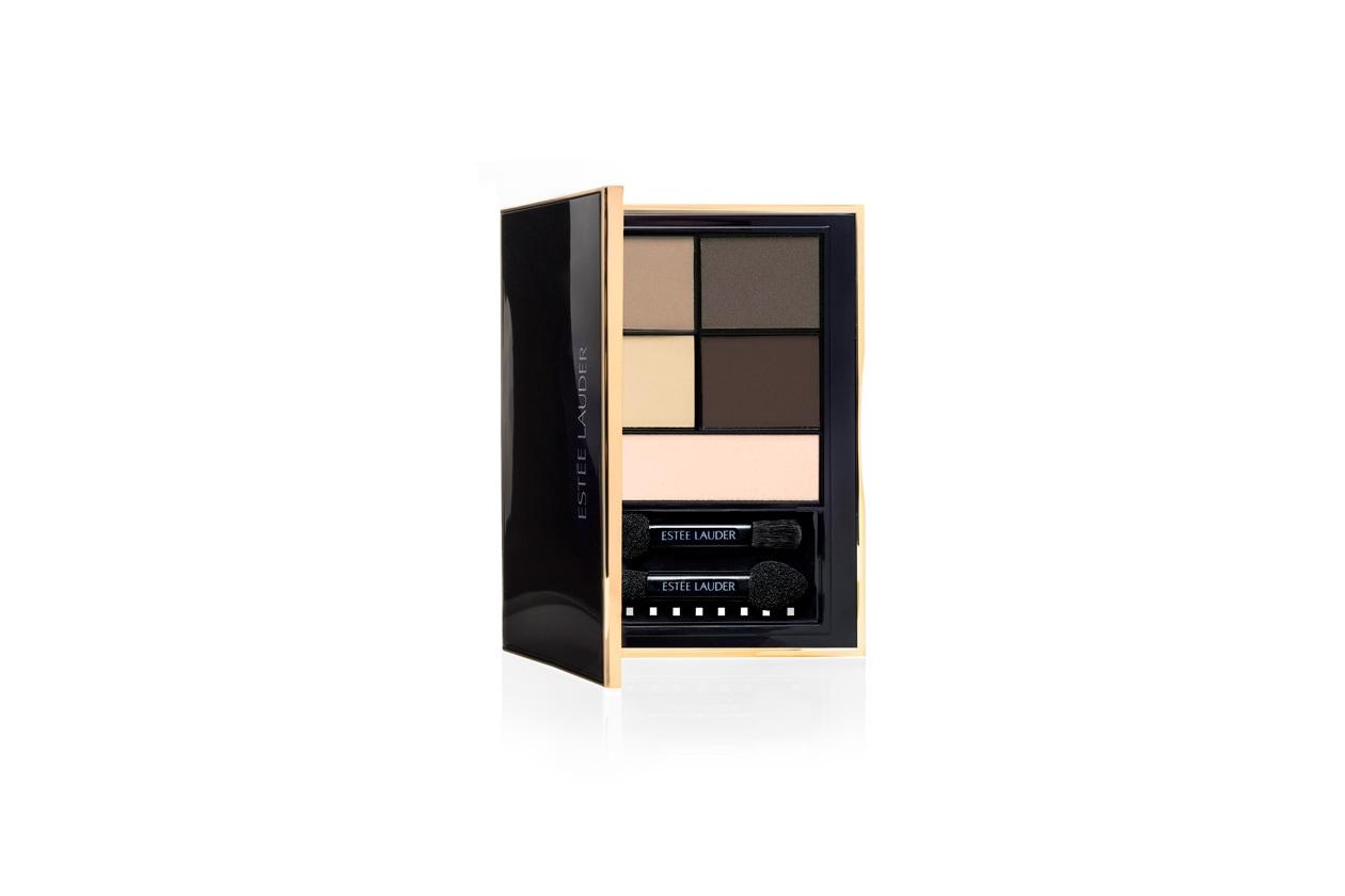 Pure Color Envy Sculpting Eyeshadow Palette in Ivory Power di Estée Lauder