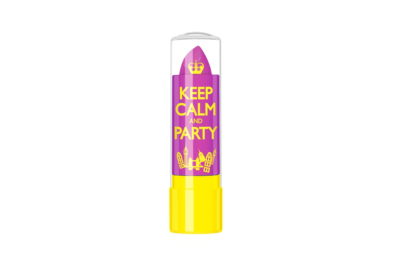 Radiant orchid: Rimmel London Keep Calm & Party