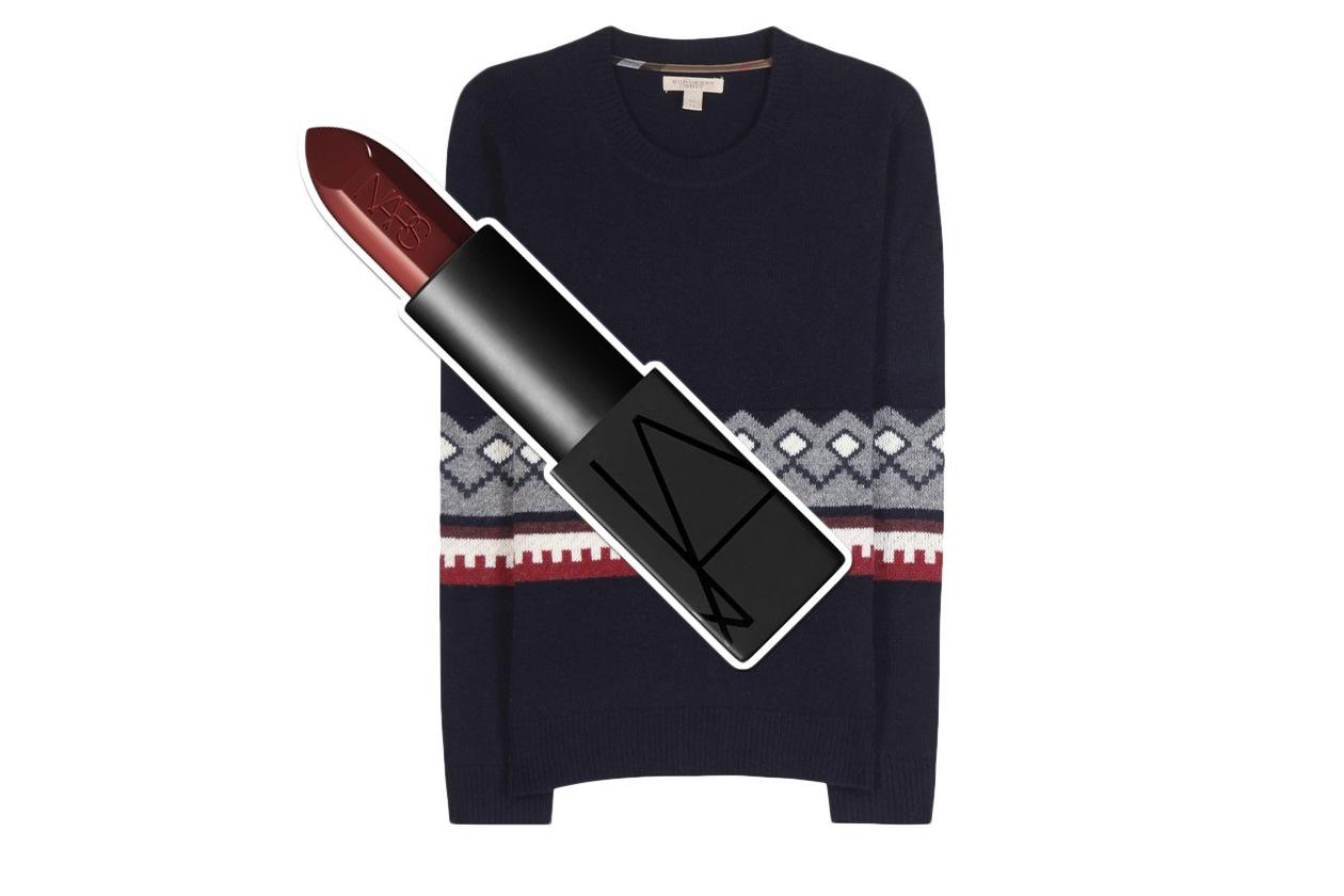 Rossetti invernali: chocolate warm lips