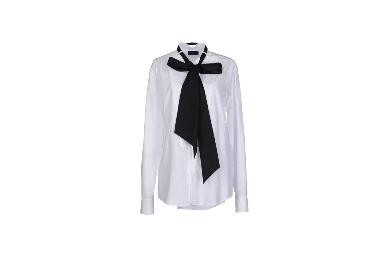 Stile tomboy: la camicia di John Richmond