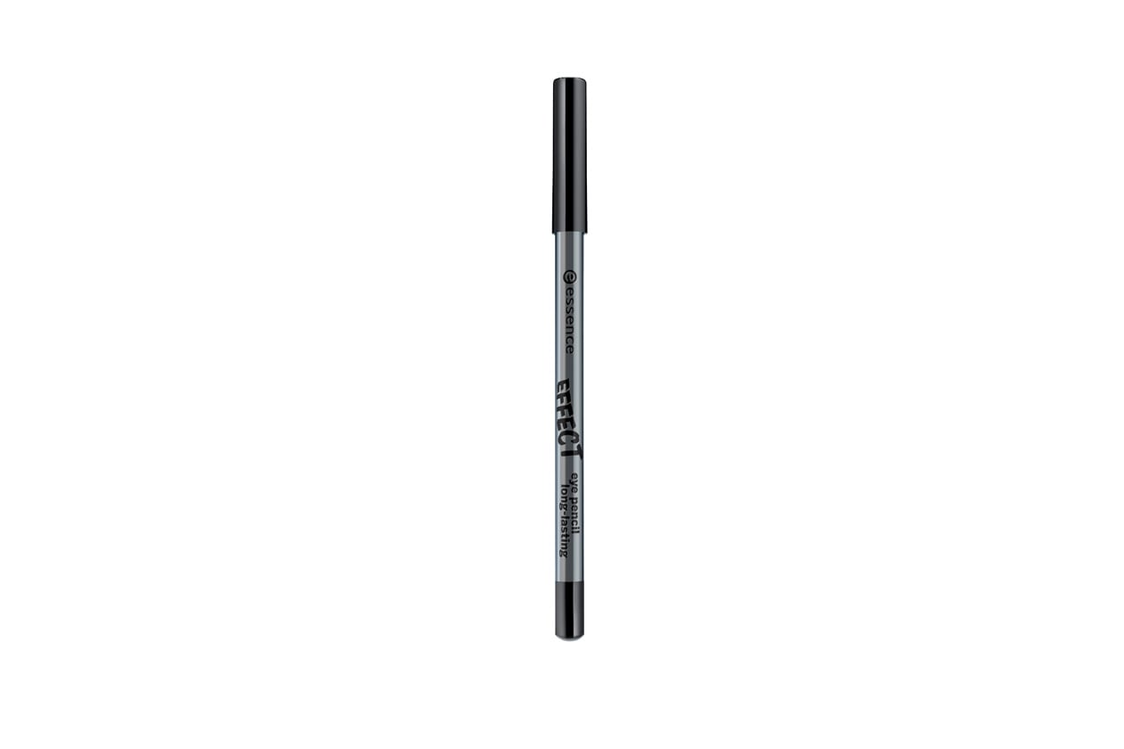 Trucco grigio e nero: Essence Effect Eye Pencil n.02