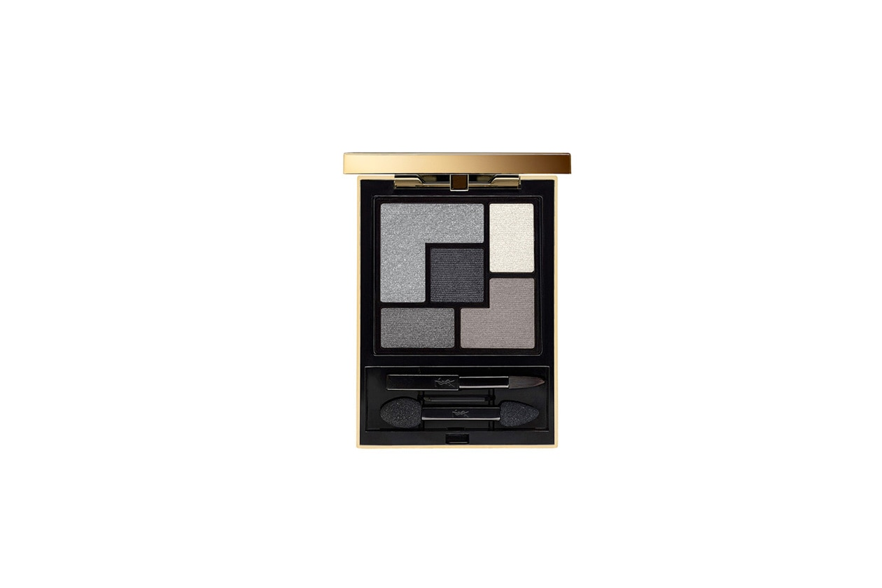 Trucco grigio e nero: Yves Saint Lauren Couture Palette Tuxedo