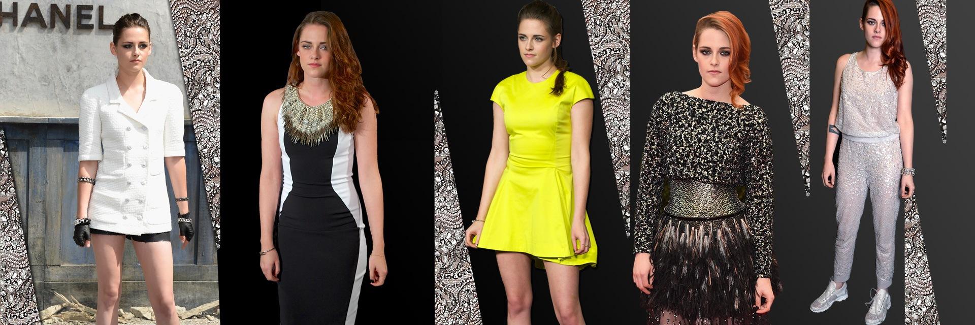 Kristen Stewart: i look più belli (e quelli meno) dell'attrice