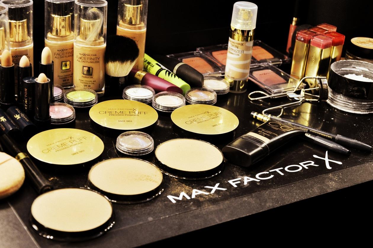 X Factor 8: i prodotti Max Factor per il make up
