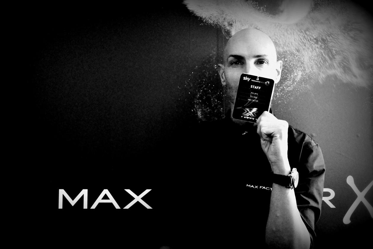 X Factor 8: il Make Up Artist Rajan Tolomei