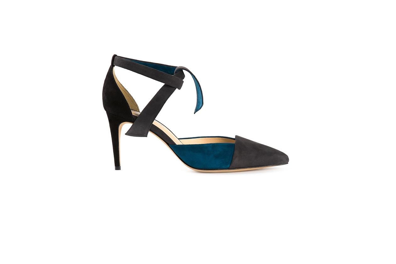Fashion Velvet shoes alexandre birman