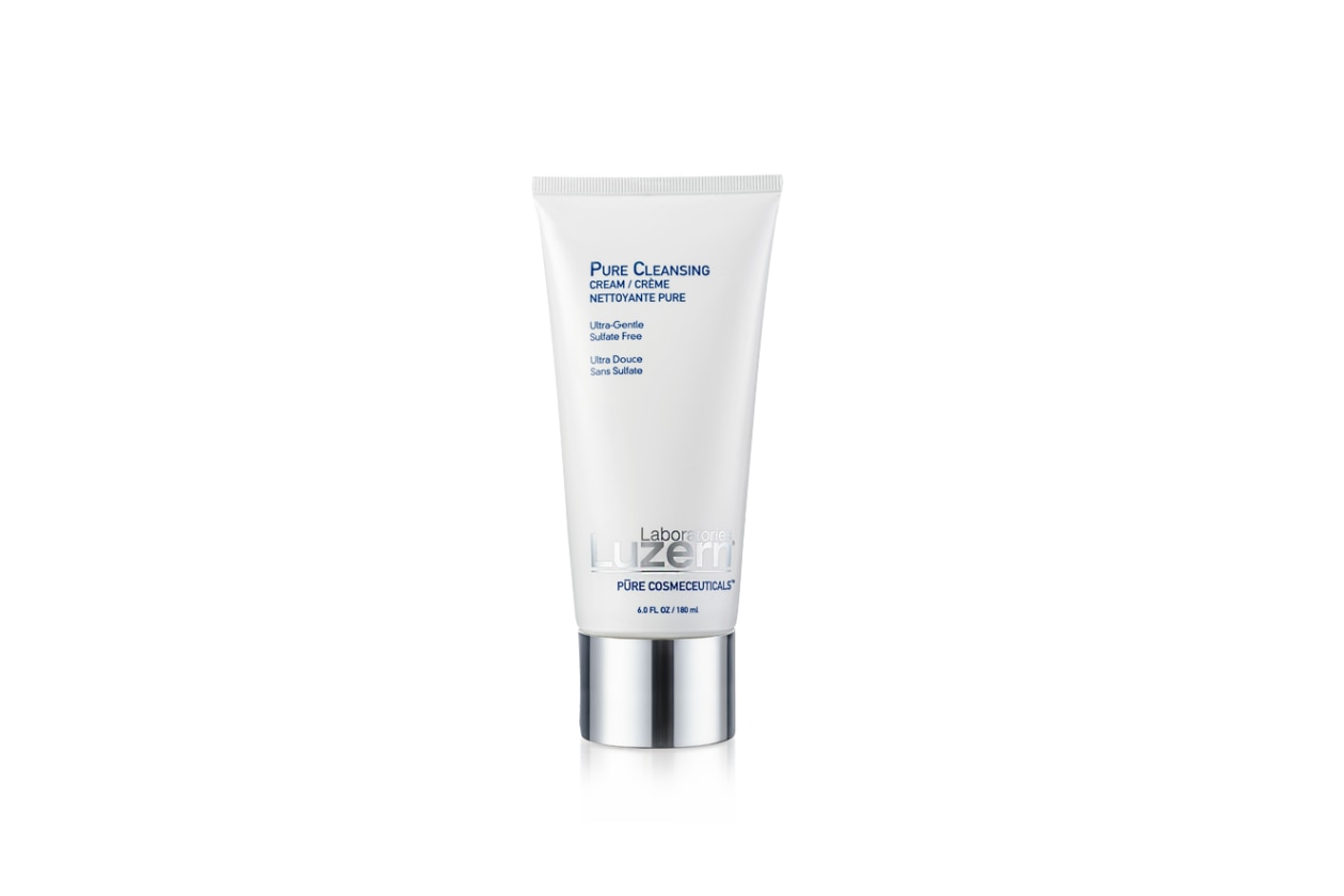 PURE CLEANSING CREAM BY LUZERN LABS