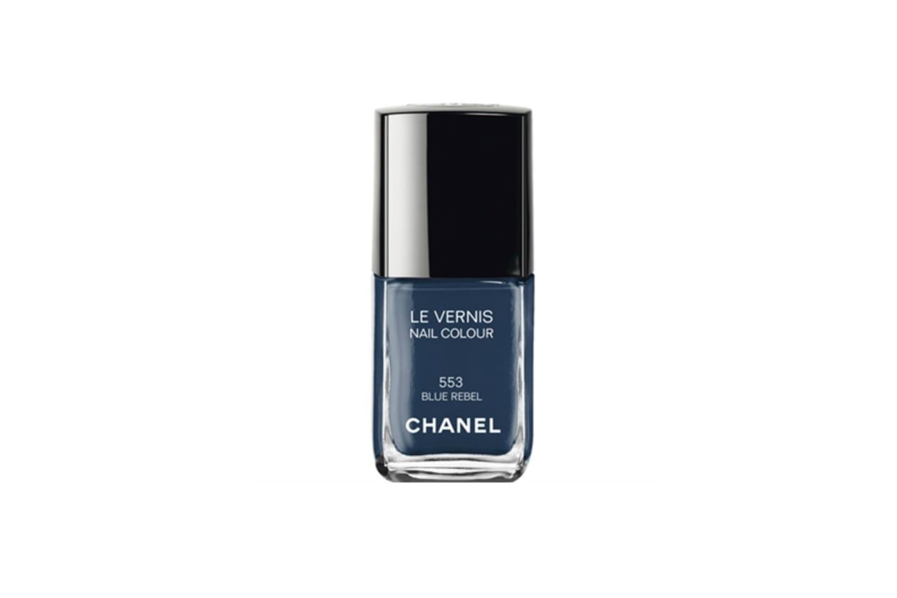 BLUE REBEL NAIL POLISH BY CHANEL