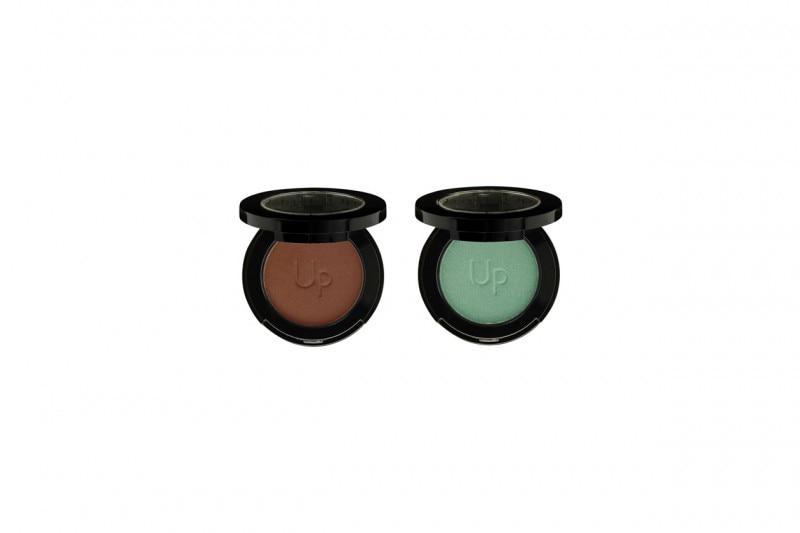 black up mono eyeshadow