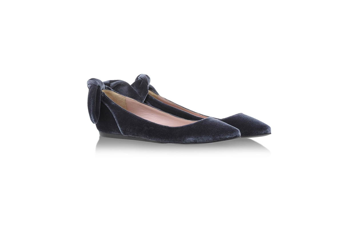 Fashion Velvet shoes carven