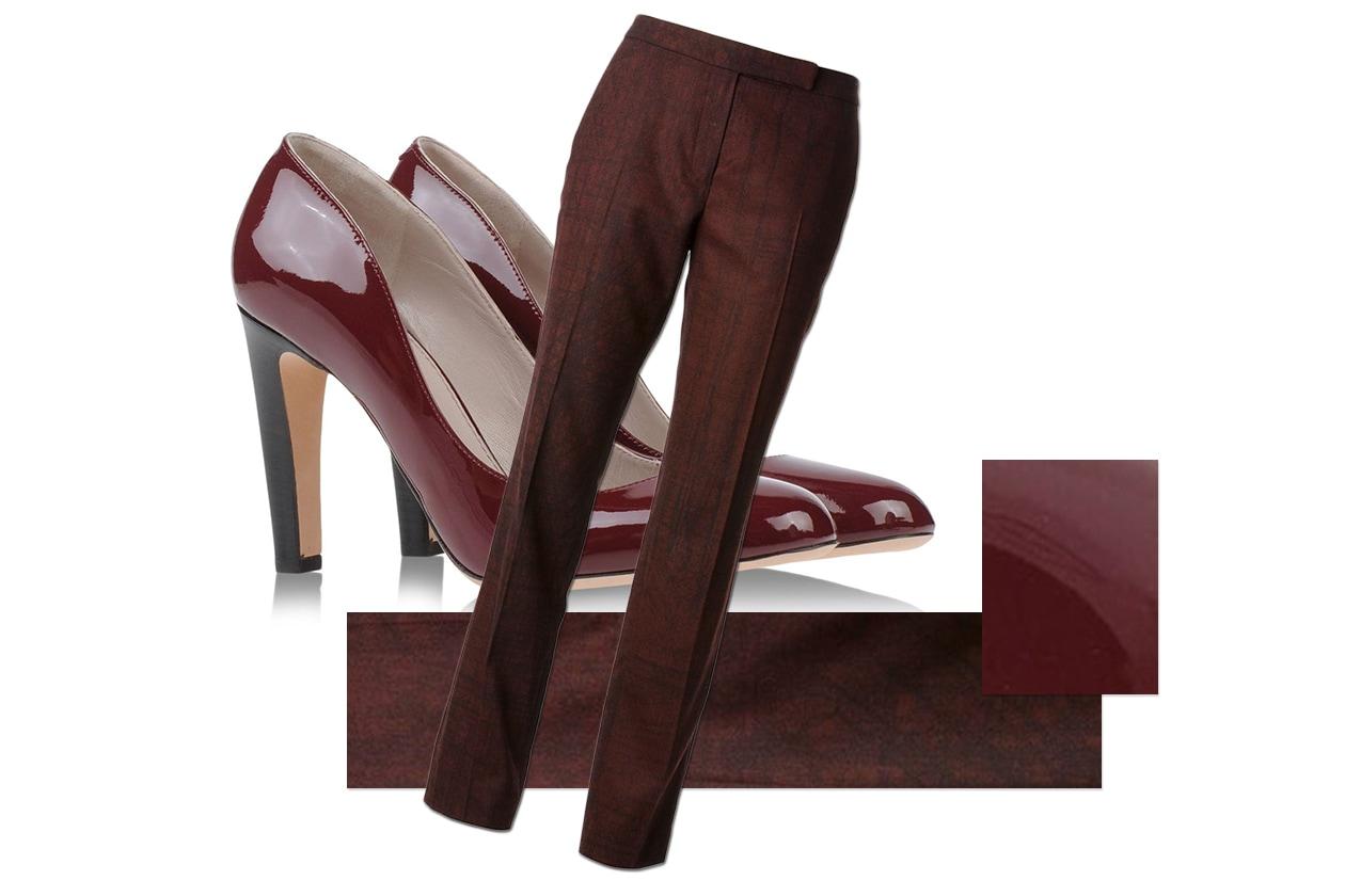 Pants Carven & Shoes Marc Jacobs