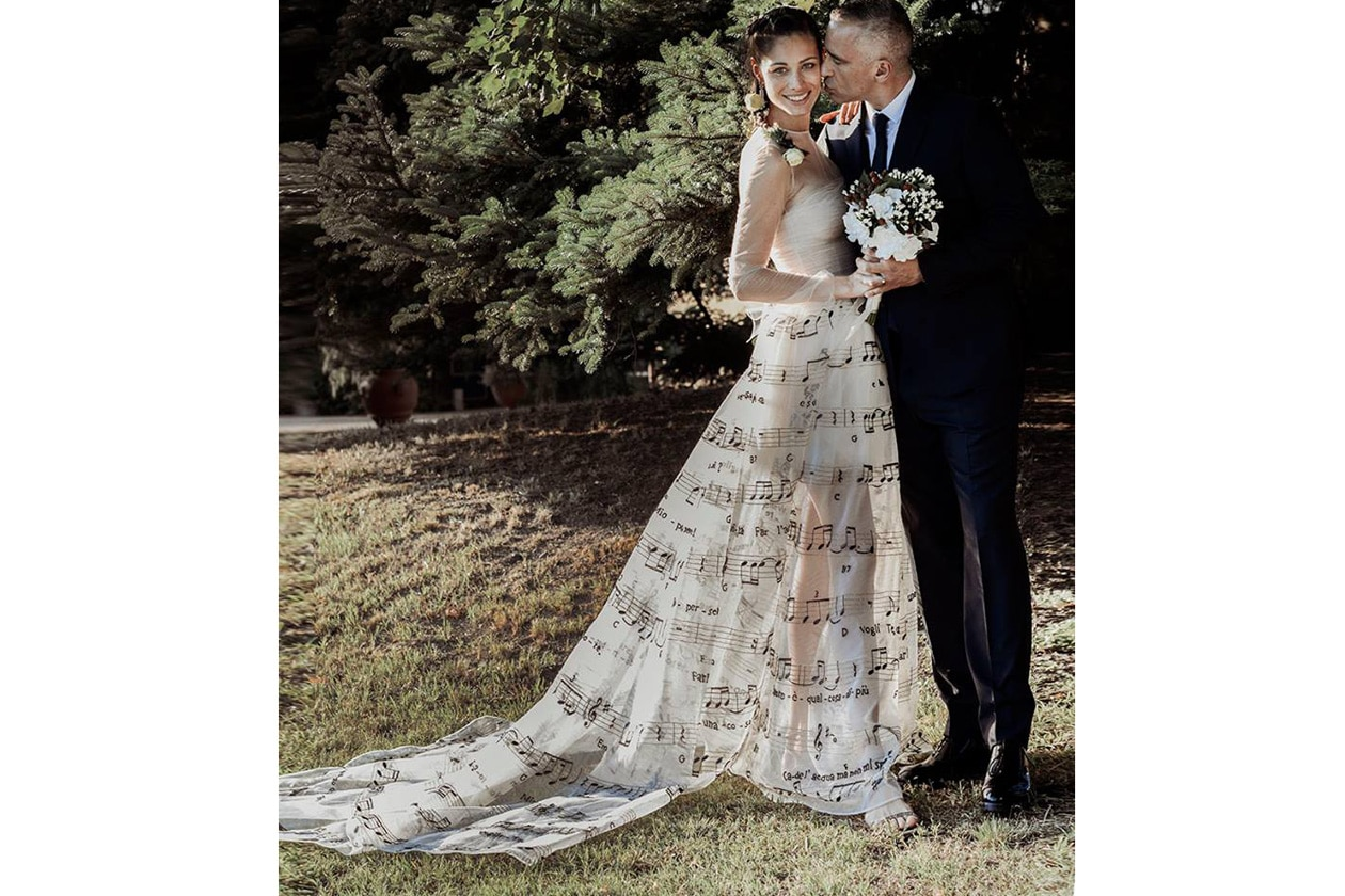 eros ramazzotti e marica pellegrinelli matrimonio foto1