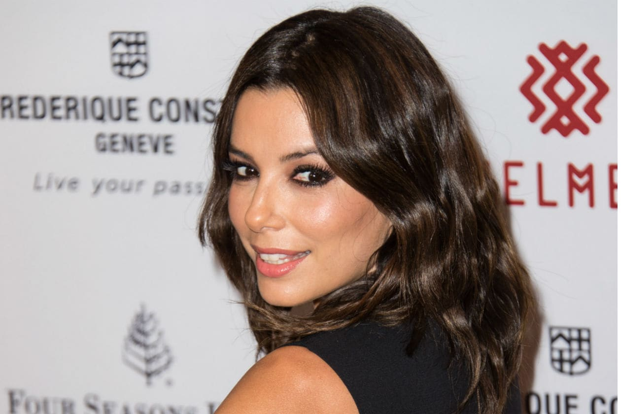 SHORT, DARK AND SEXY: A BRAND NEW HAIRCUT FOR EVA LONGORIA