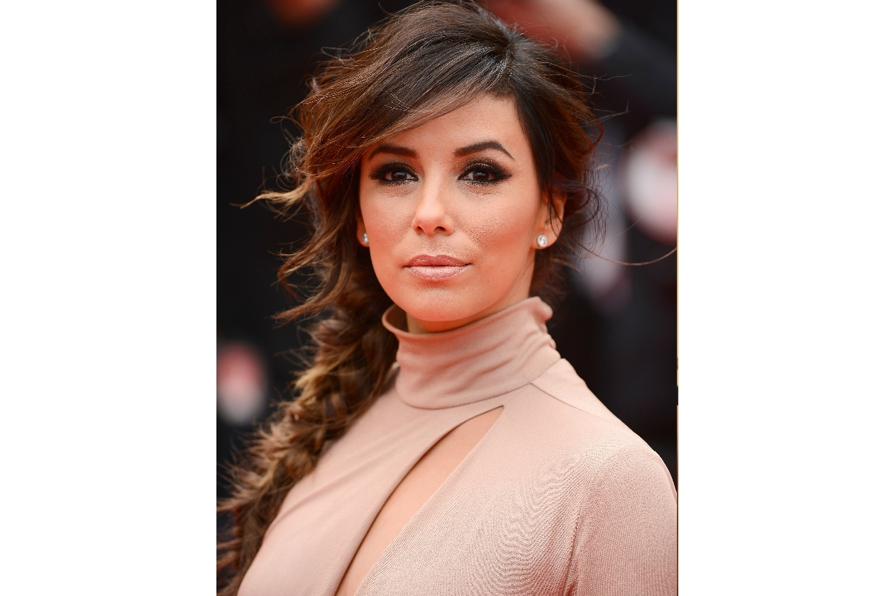 FISHTAIL BRAID PER IL FESTIVAL DI CANNES
