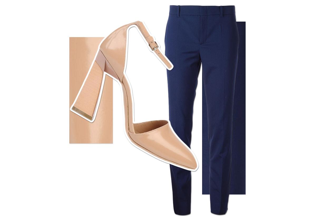 Pants Gucci & Shoes Marni