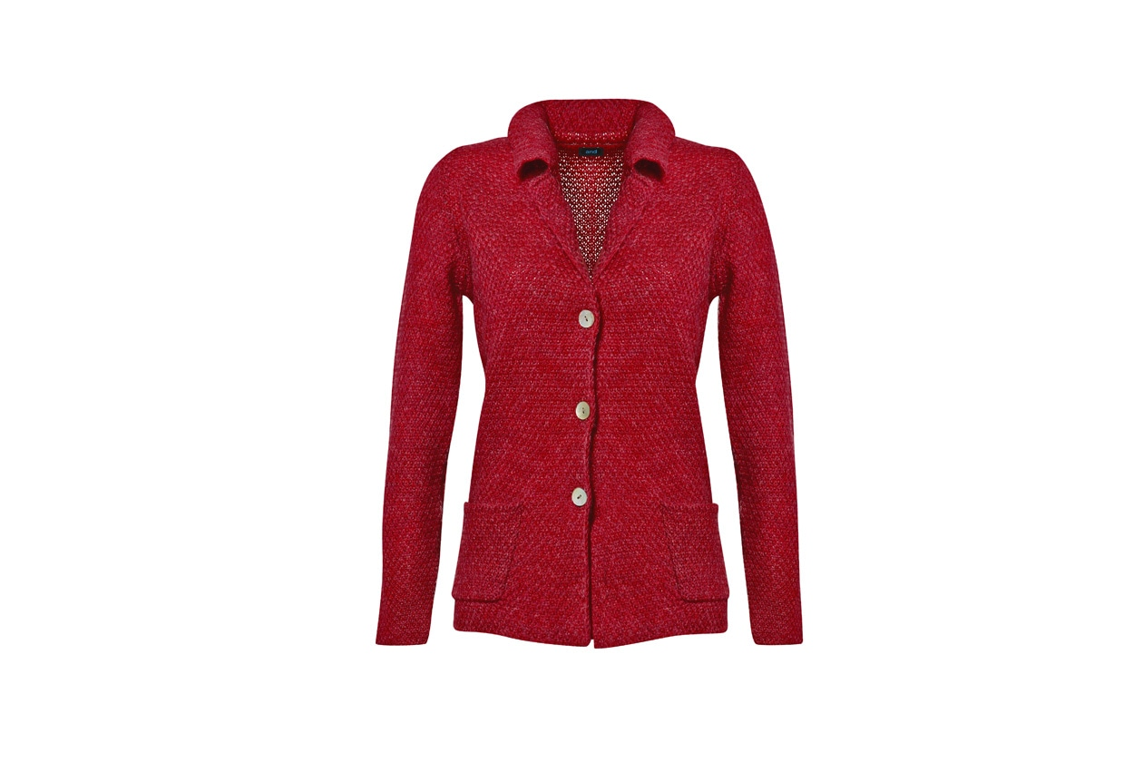 il cardigan-giacca, AND CAMICIE