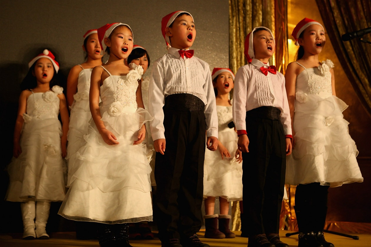 Le 10 canzoni di Natale più belle in inglese