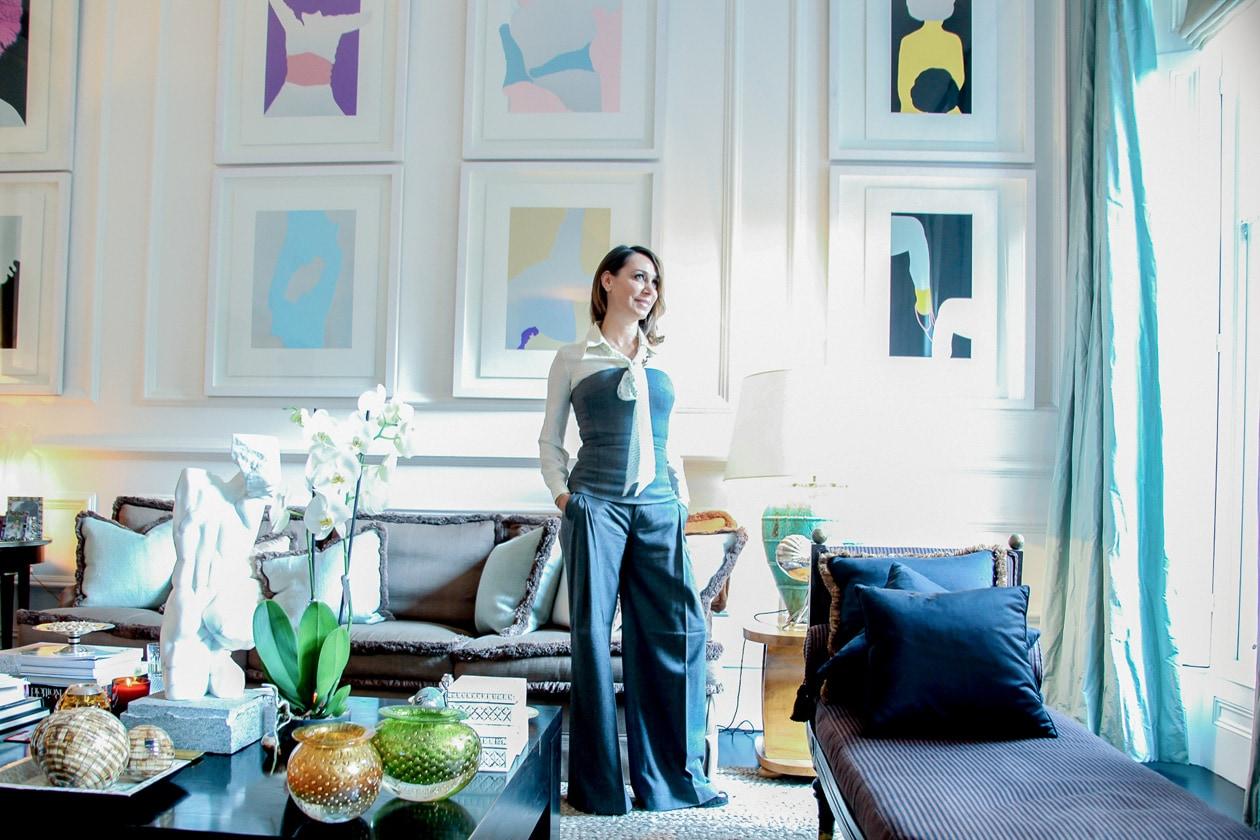 Sofia Barattieri e Motilo: un'italiana di successo a Londra