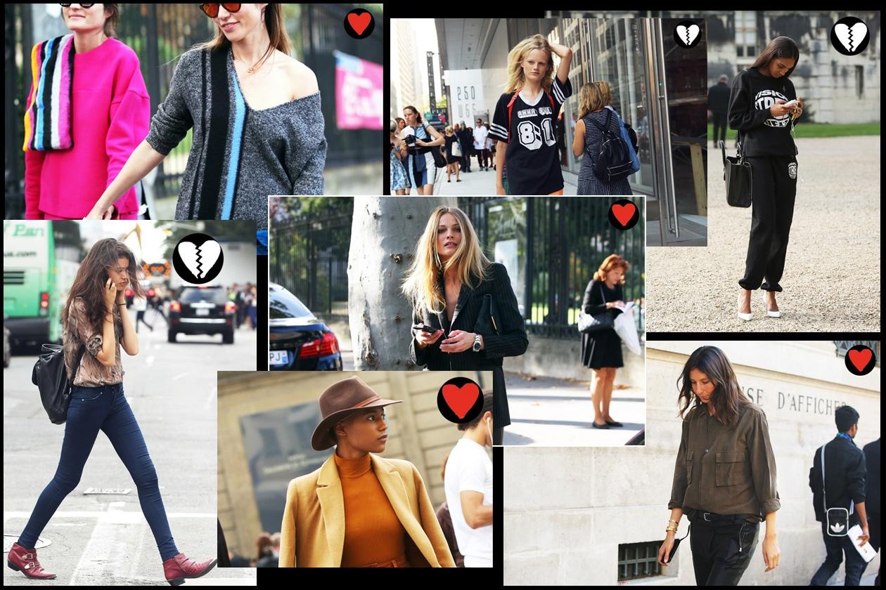 Tendenze dallo street style: cosa è cool e cosa non lo è più