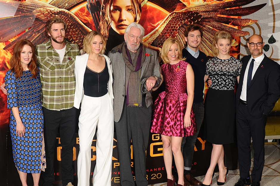Per vederla dovrete andare al cinema. Da giovedì 20 novembre sarà nelle sale con «Hunger Games: il canto della rivolta»