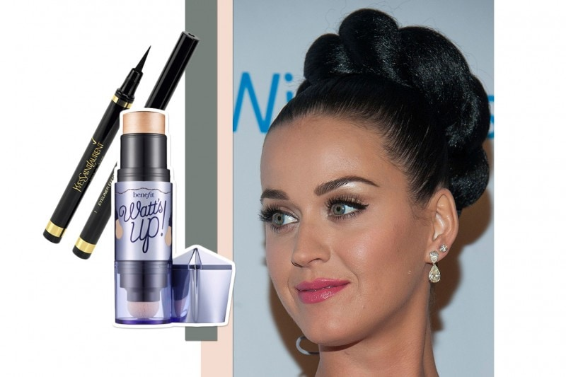 Beauty Trucco Occhi Chiari Star katy perry