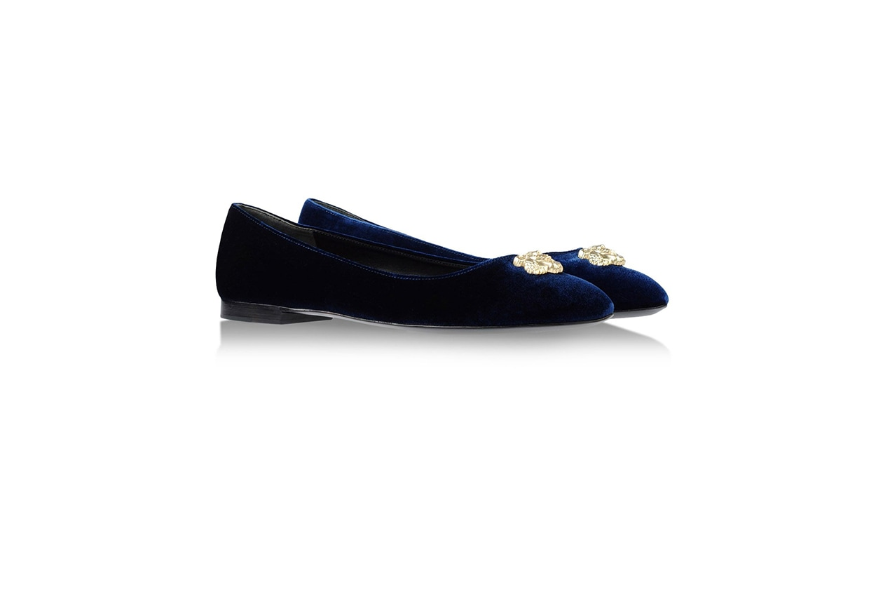 Fashion Velvet shoes kenzo
