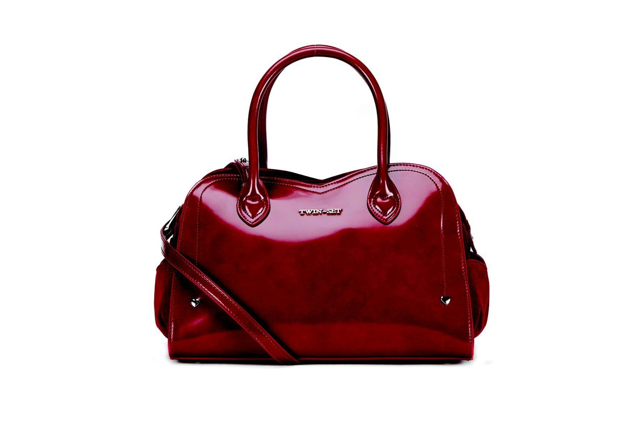 la borsa-bauletto, twin set