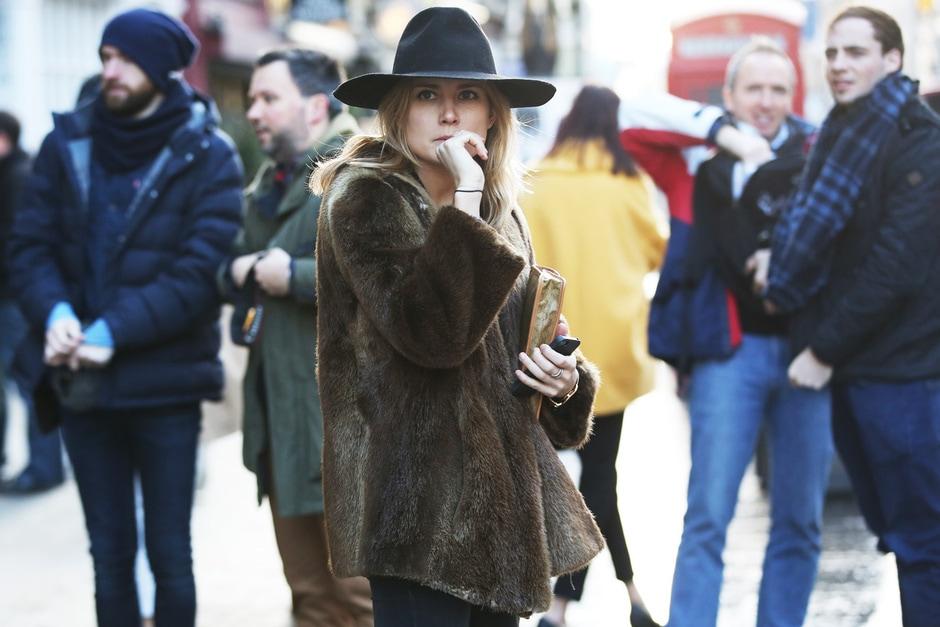 london street style cappello pelliccia hg temp2 m full l