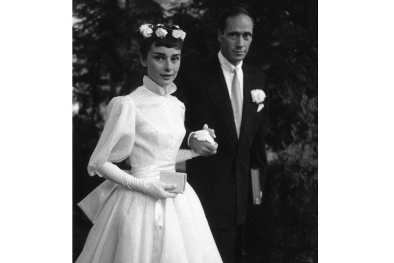 moma Audrey Hepburn wedding 1