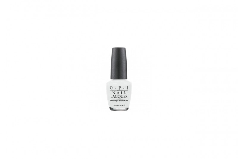 opi alpine snow nail lacquer