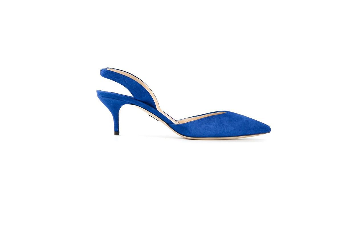 Fashion Velvet shoes paul andrew