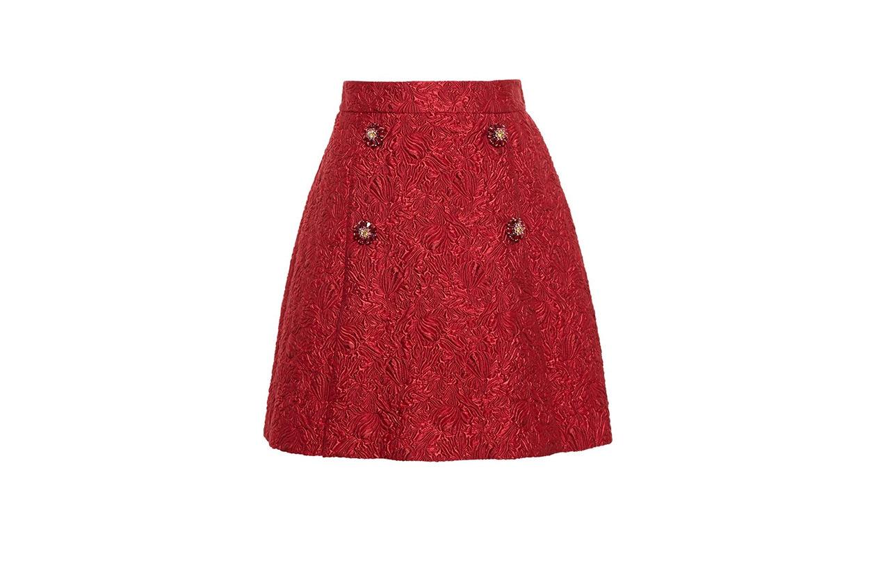 Fashion Top List Red Alert Dolce & Gabbana