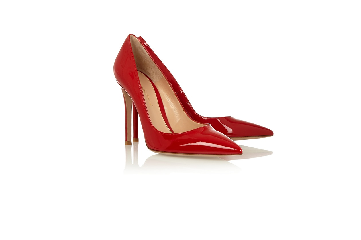 Fashion Top List Red Alert Gianvito Rossi