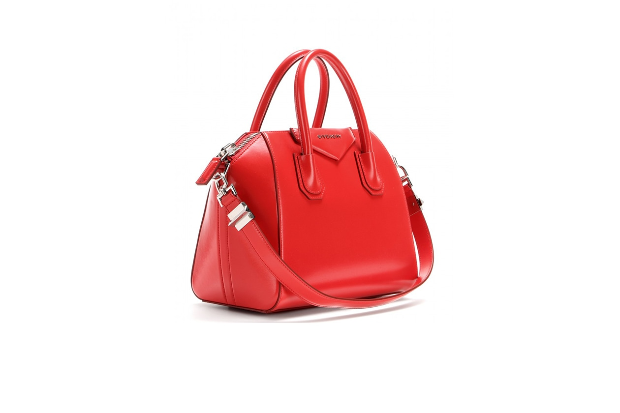 Fashion Top List Red Alert Givenchy