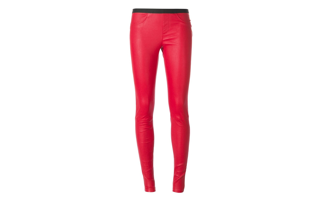 Fashion Top List Red Alert Helmut Lang