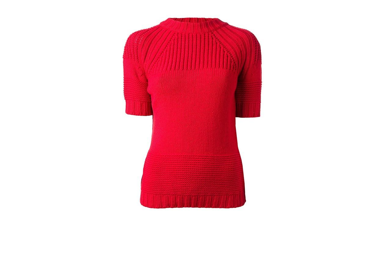 Fashion Top List Red Alert I'm Isola Marras