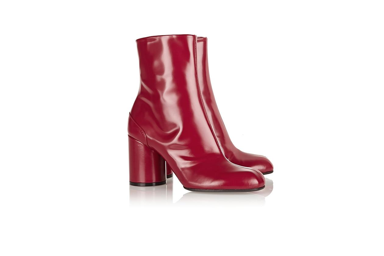 Fashion Top List Red Alert Maison Martin Margiela