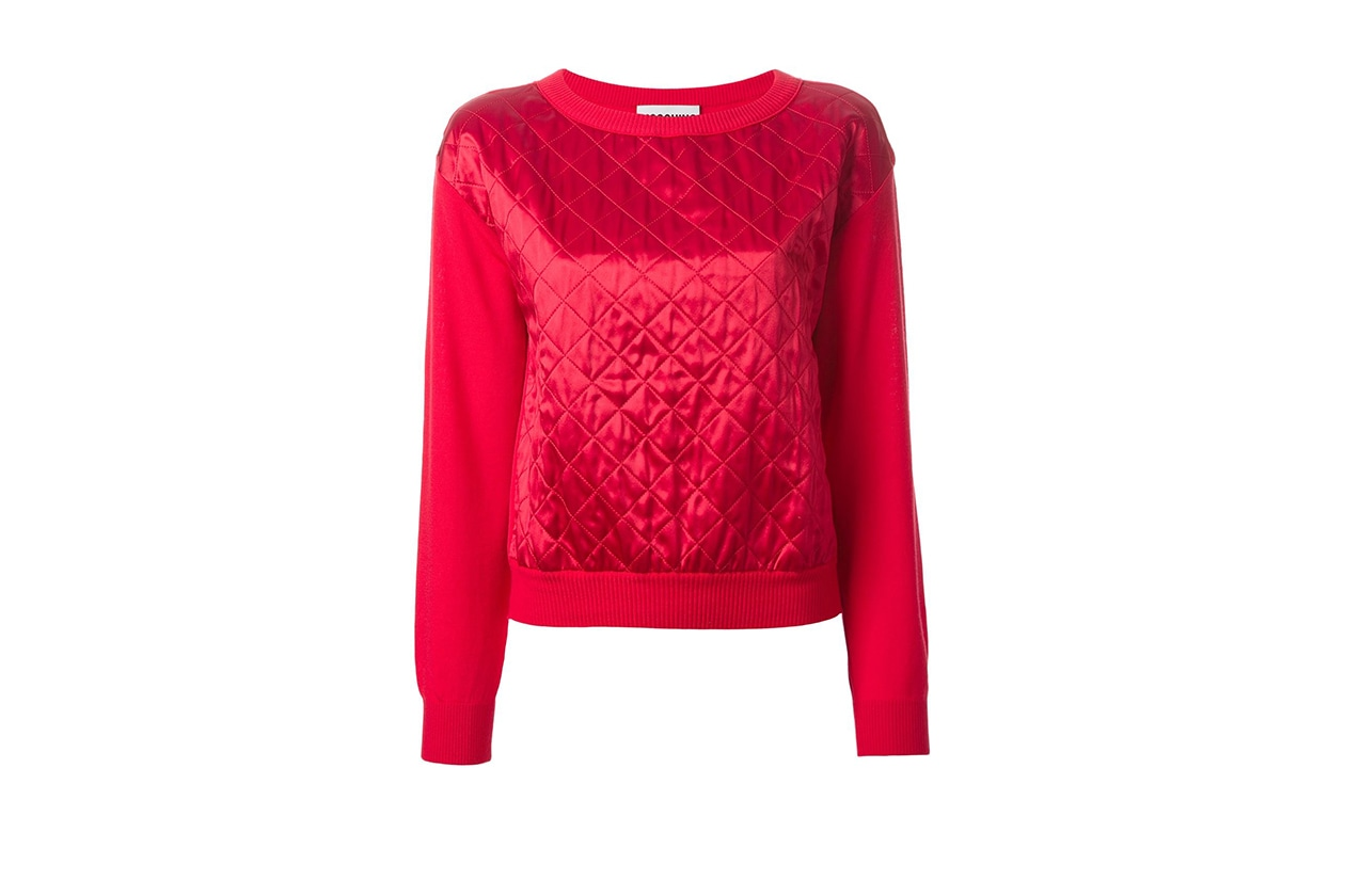 Fashion Top List Red Alert Moschino