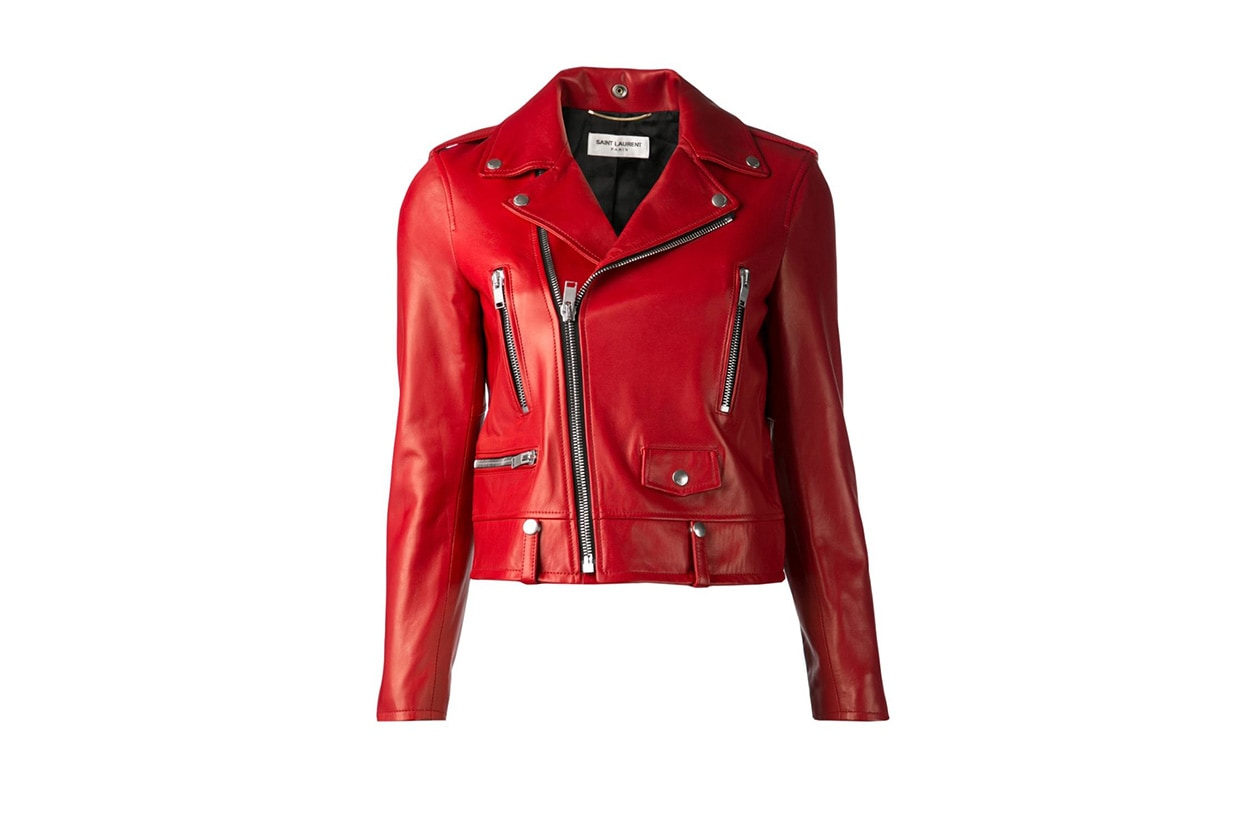 Fashion Top List Red Alert Saint Laurent