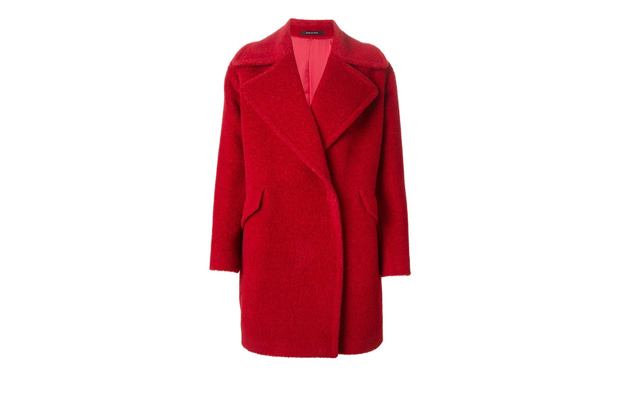 Fashion Top List Red Alert Tagliatore