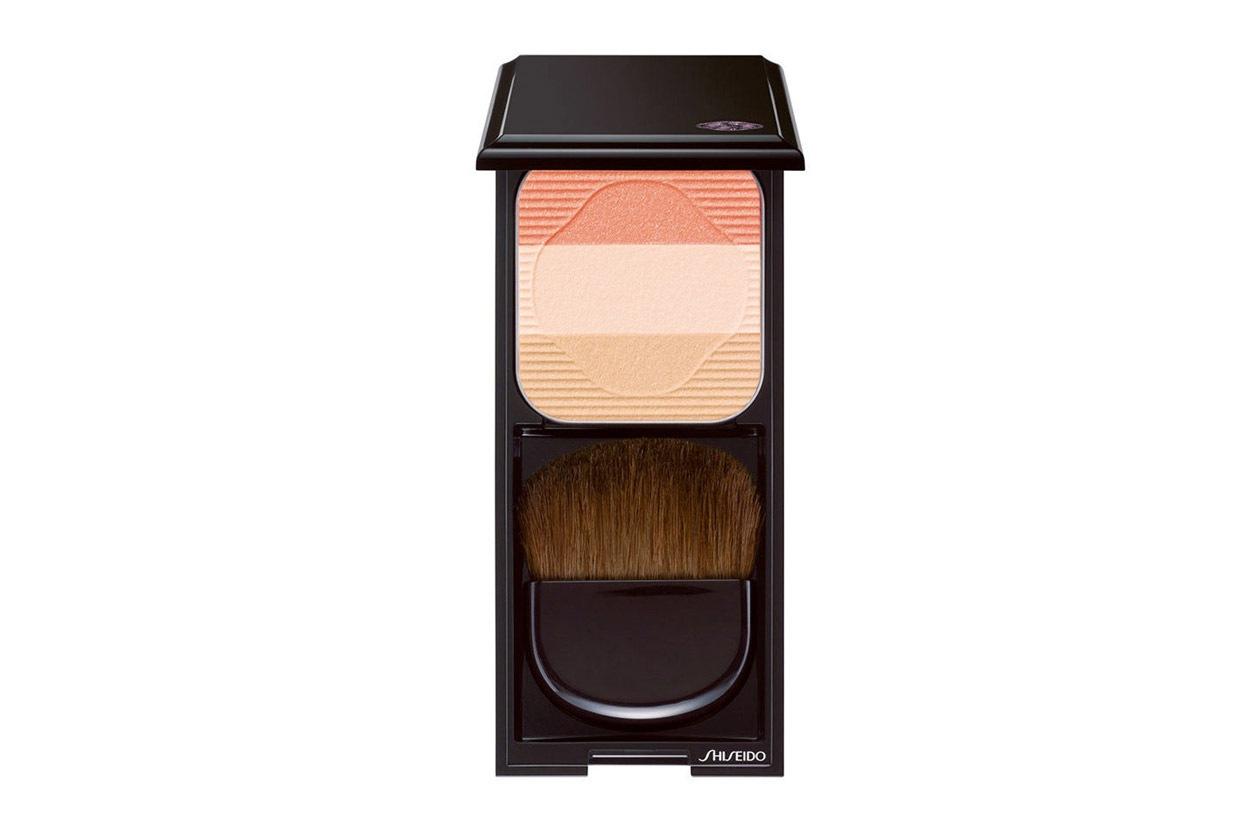 shiseido face color enhancing trio peach