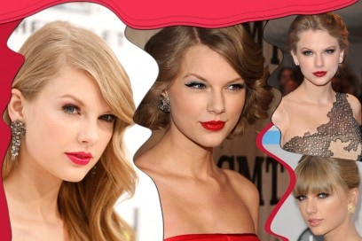 Taylor Swift, occhi azzurri e sorriso perfetto, è una bellezza magnetica che attira gli sguardi di tutti. I suoi migliori beauty look