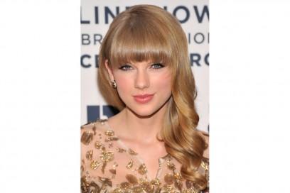 Taylor non ama il make up eccessivo (2012)