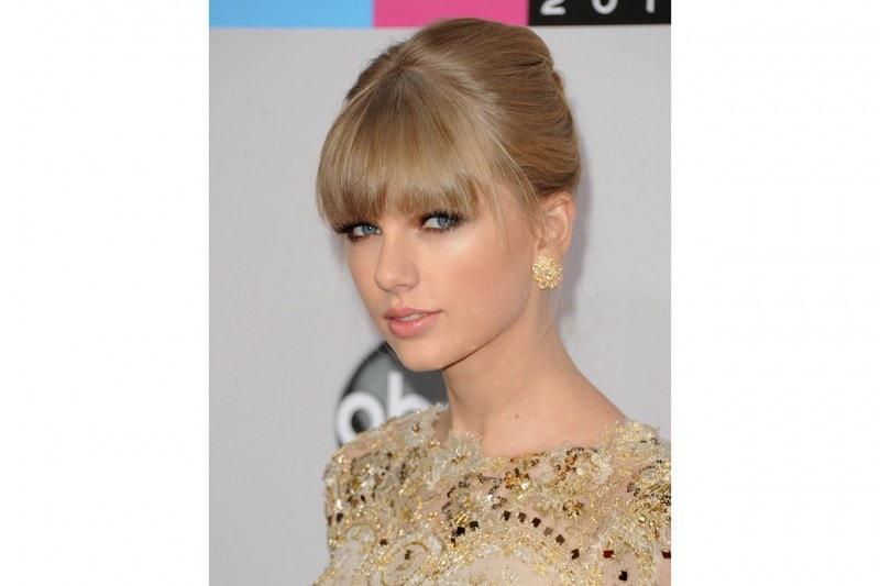 Make up effetto bon ton chic agli American Music Awards del 2012