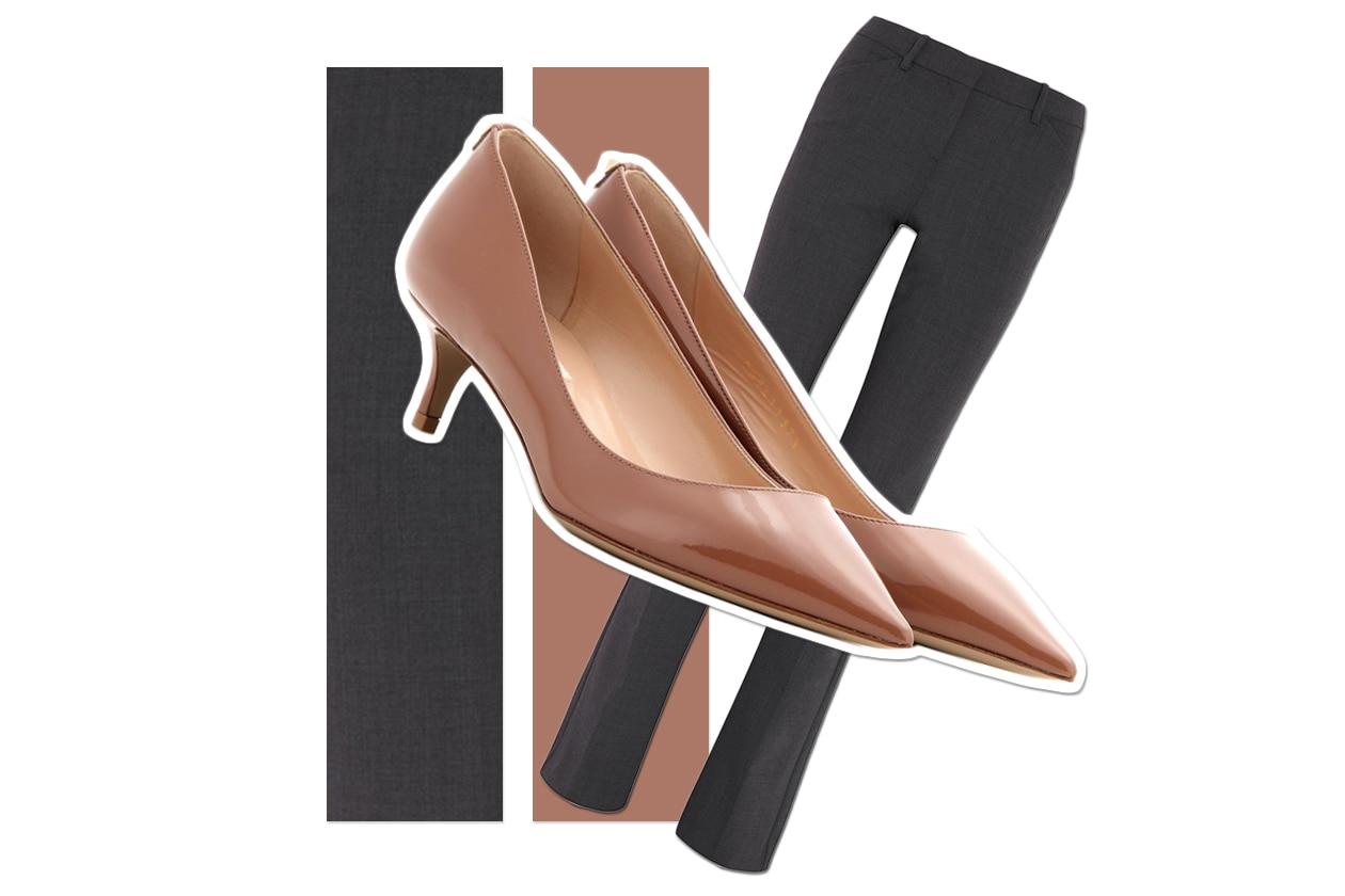 Pants Theory & Shoes Valentino
