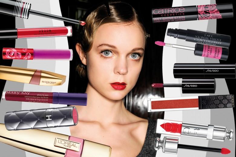 Tinte per labbra: vernici e rossetti long lasting selezionati da Grazia.IT
